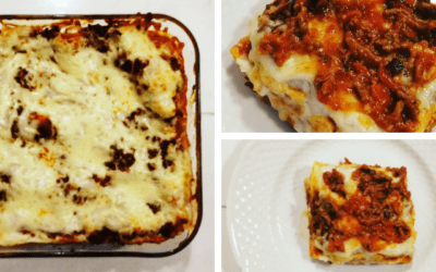 Klassisk lasagne (Low FODMAP-venlig)